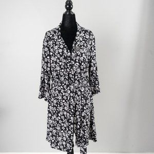 NWT Floral Chemise & Robe 2 piece set - S